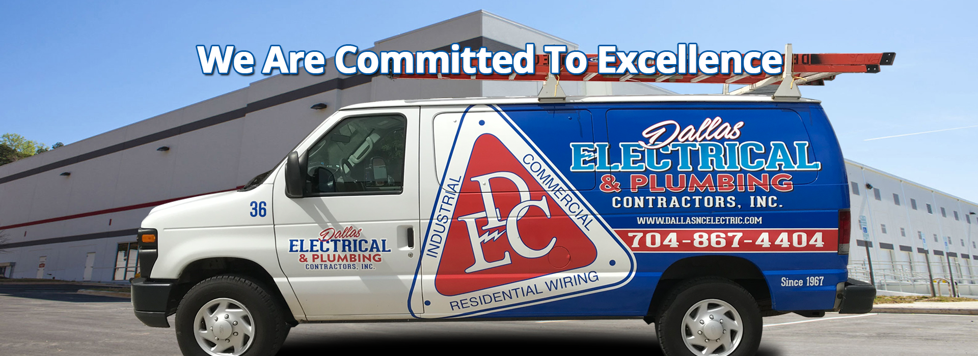 Dallas Electric Commercial Motor Wiring